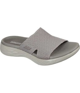 Skechers Women's On-the-Go 600 - Adore Sandal 140169 DKTP