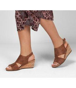 Skechers Women's Cool Step - Spring Bloom Sandal 119046 TAN