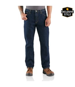 Carhartt Men's Rugged Flex Relaxed Fit Utility Five Pocket Jean 103889