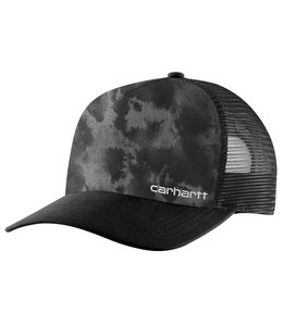 Carhartt Men's Mesh-Back Camo Graphic Trucker Cap 104791