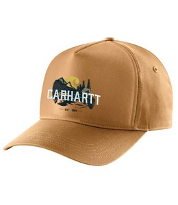 Carhartt Men's Canvas Outdoor Graphic Cap 104717