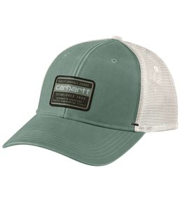 Carhartt Men's Canvas Mesh-Back Quality Graphic Cap 104723