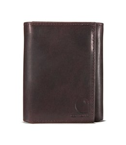 Carhartt Oil Tan Trifold Wallet B0000219