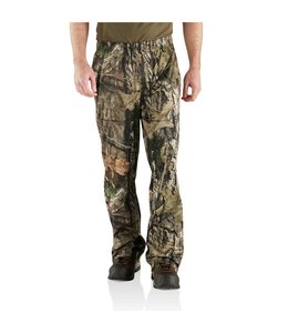 Carhartt Men's Stormy Woods Waterproof Camo Pant 103281