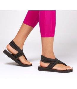 Skechers Women's Meditation - Studio Kicks Sandals 38615 BLK