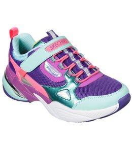 Skechers Girl's Social Status Shoe 302358L PRMT
