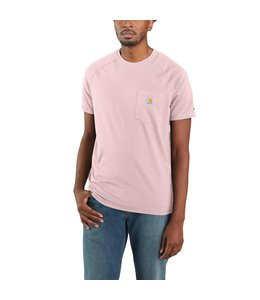 Carhartt Men's Force® Cotton Delmont Short-Sleeve T-Shirt 100410
