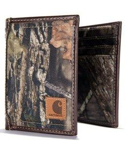 Carhartt Mossy Oak Camo Trifold Wallet B0000225