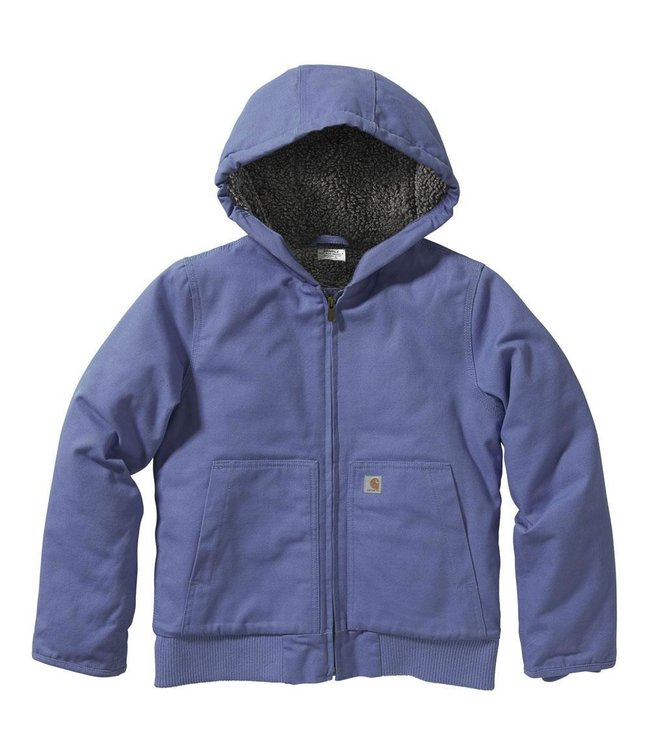 Carhartt Girl's Sherpa Lined Active Jacket CP9564