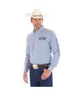 Wrangler Men's Ford Logo Long Sleeve Shirt MP2313M
