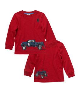 Carhartt Boy's Infant/Toddler Long Sleeve Crewneck Truck Wrap T-Shirt CA6227