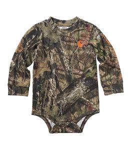 Carhartt Boy's Infant Mossy Oak Camo Bodyshirt CA8993