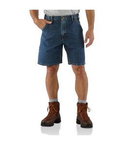Carhartt Work Shorts Lightweight-Denim B28