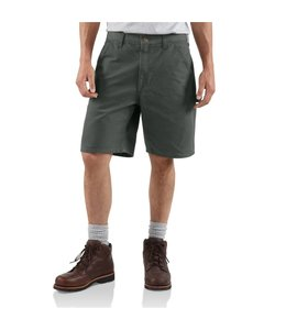 Carhartt Work Shorts Washed-Duck B25