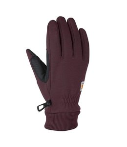 Carhartt Women's Wind Fighter Thermal-Lined C-Touch Knit Glove WA622