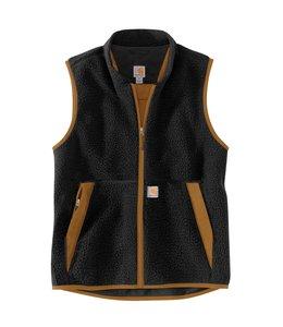 Carhartt Men's Relaxed Fit Fleece Full Zip Vest 104995