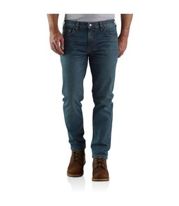 Carhartt Men's Rugged Flex Low-Rise Relaxed Fit 5-Pocket Tapered Jeans 104960
