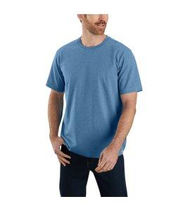 Carhartt Men's Relaxed Fit Heavyweight Short-Sleeve Non-Pocket T-Shirt 104264
