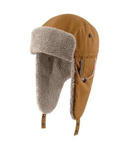 Carhartt Unisex Rain Defender® Canvas Trapper Hat 105052