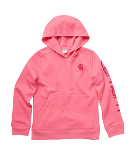Carhartt Girl's Long Sleeve Graphic Sweatshirt CA9835