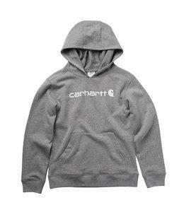 Carhartt Boy's Long Sleeve Logo Sweatshirt CA6203