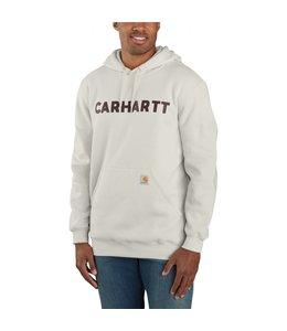 Carhartt Men's Loose Fit Midweight Carhartt Logo Graphic Sweatshirt 105193