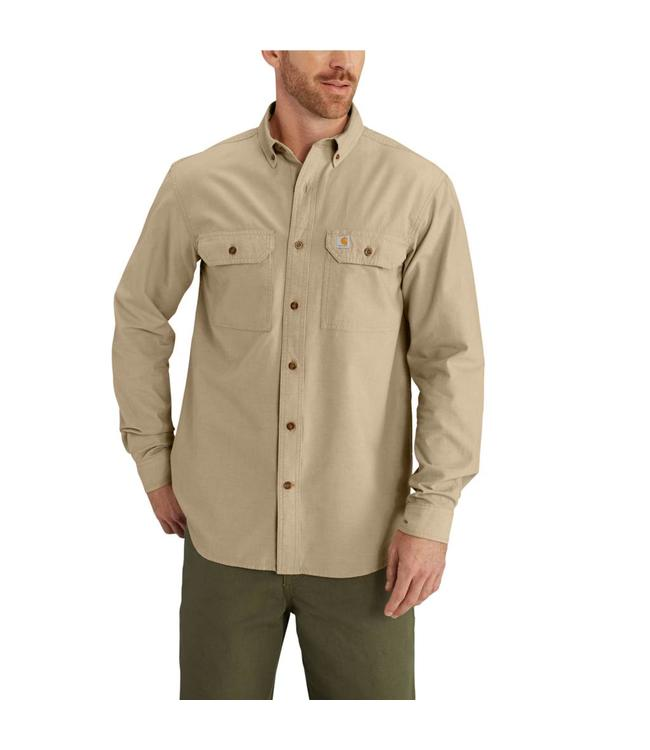 Carhartt Long Sleeve Shirt Chambray S202