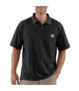 Carhartt Men's Contractor's Work Pocket Polo K570