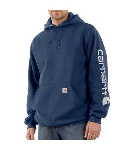 Carhartt Men's Midweight Hooded Logo Sweatshirt K288