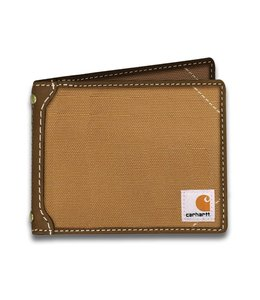 Carhartt Wallet Passcase Canvas with Collectible Tin 61-2216