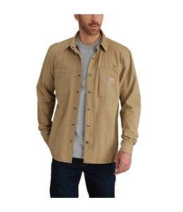 Carhartt Shirt Jac/Fleece-Lined Rugged Flex Rigby 102851