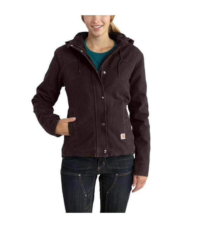 Carhartt Jacket Sandstone Berkley 100657