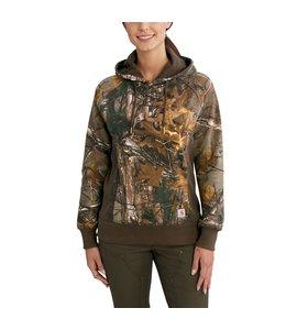 Carhartt Sweatshirt Pullover Camo Avondale 102798
