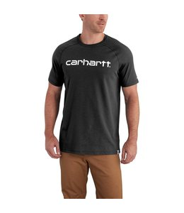 Carhartt Short Sleeve Shirt Force Cotton Delmont Graphic 102549