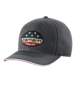 Carhartt Cap Mens Flag Patch 103047
