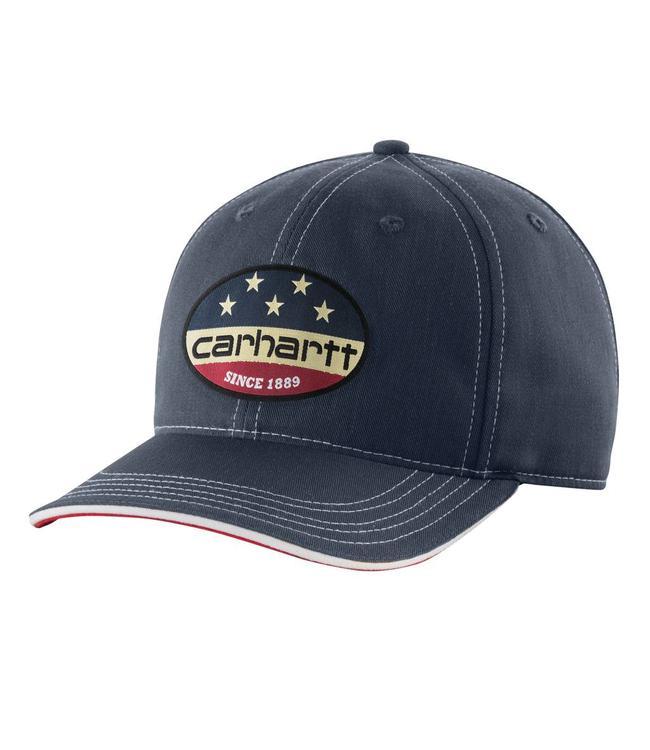 Carhartt Cap Mens Flag Patch 103047