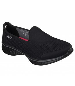 Skechers GOWALK 4 - Pursuit Wide Fit 14148W BBK