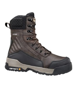 Carhartt Work Boot Carhartt Force® , 8 Inch, Brown CMA8346