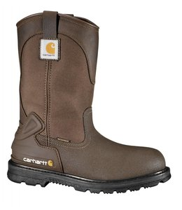 Carhartt Wellington Boot Steel Toe 11-Inch Brown CMP1270