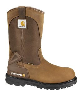 Carhartt Wellington 11-Inch Bison Brown Non Safety Toe CMP1100