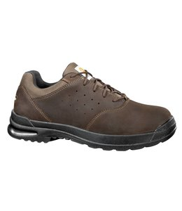 Carhartt Walking Shoe 3 Inch Brown Oxford CMO3040