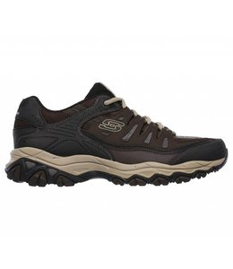 Skechers After Burn - Memory Fit 50125EWW BRTP