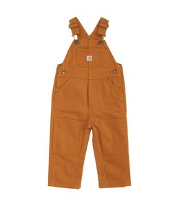 Carhartt Boy's Infant/Toddler Canvas Bib Overall CM8609
