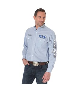Wrangler Shirt Spread Collar Ford Logo MP2333M