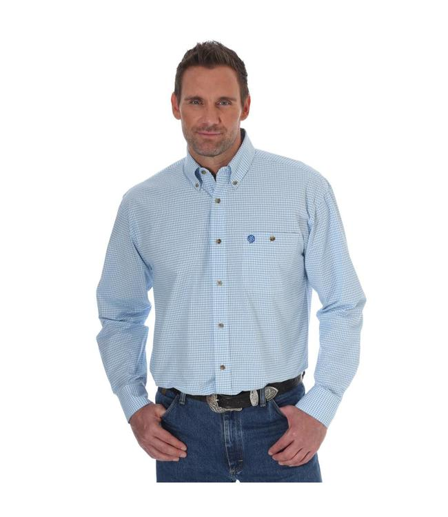 Wrangler Shirt Long Sleeve George Strait MGSB448
