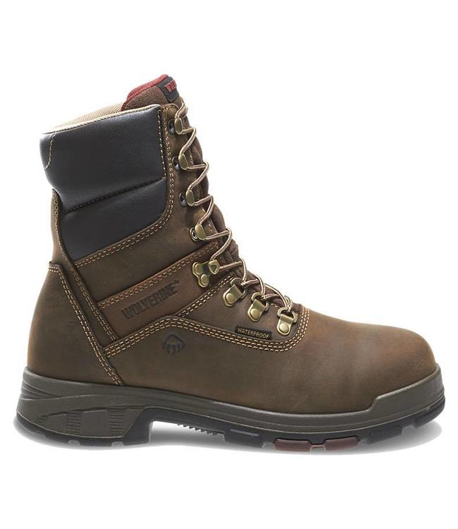 """Wolverine Boot Cabor EPX PC Dry Waterproof 8"""" W10317"""
