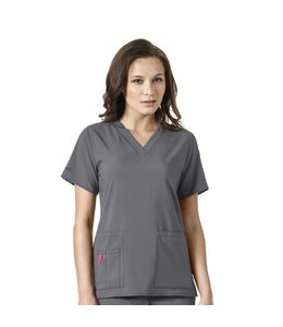 Carhartt Scrub Top Plus V-Neck Media C12110X