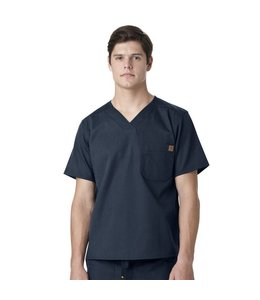 Carhartt Scrub Top Solid Ripstop Utility C15108A