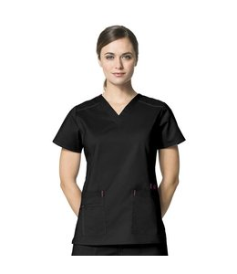 WonderWink Scrub Top Plus V-Neck Verity 6108X
