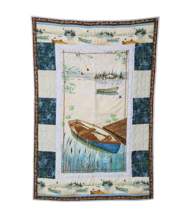 Sew Special Wallhanging Lakeside Retreat